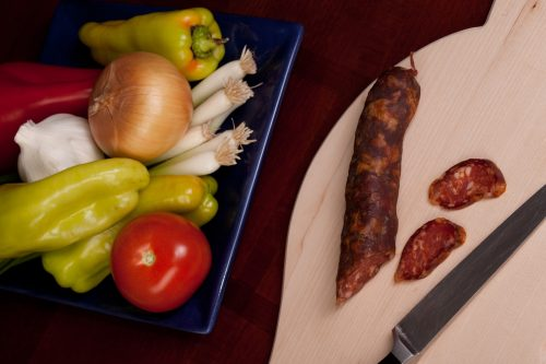 sausage-peppers-recipe
